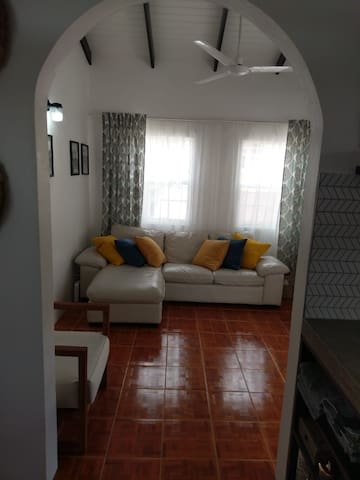 Spacious 2 bedroom home in Gouyave, Grenada