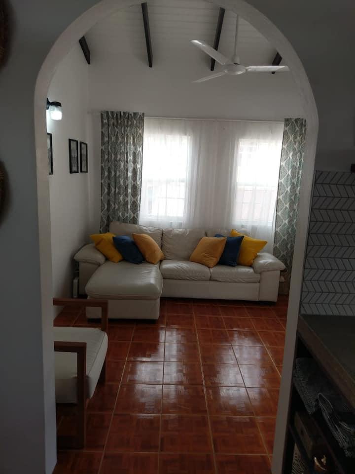 Spacious 2 bedroom home in Gouyave, Grenada