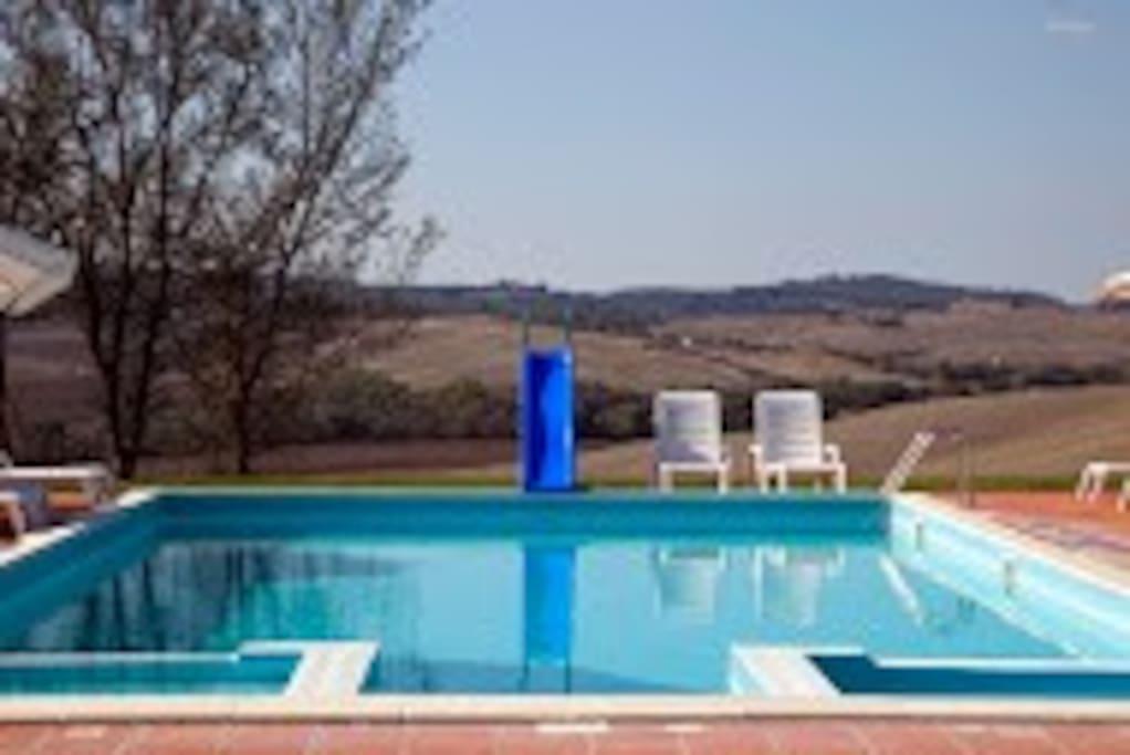 Ville Petroni - Swimming pool