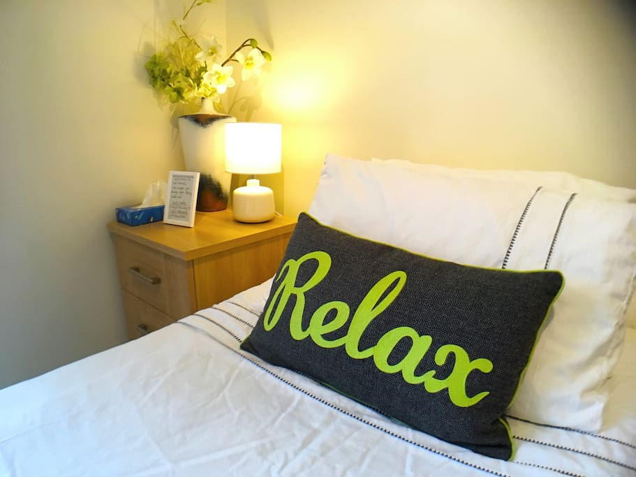 Check In, Chill Out - RELAX