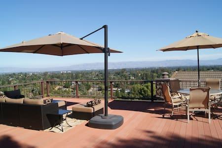 SUPER BOWL SPECTACULAR VIEW RETREAT - Los Altos Hills