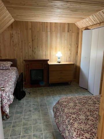 Chambre à coucher #1