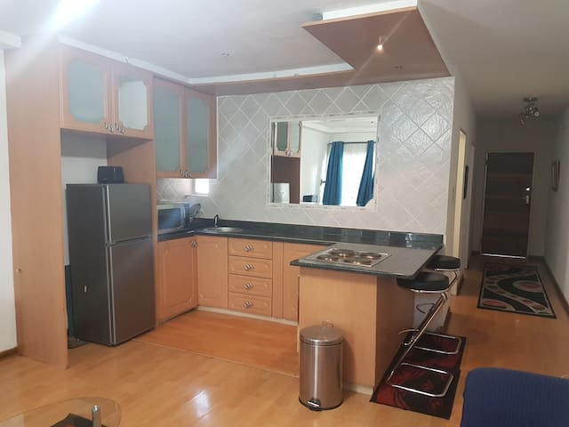Sandton Central 25 - One Bedroom apartment