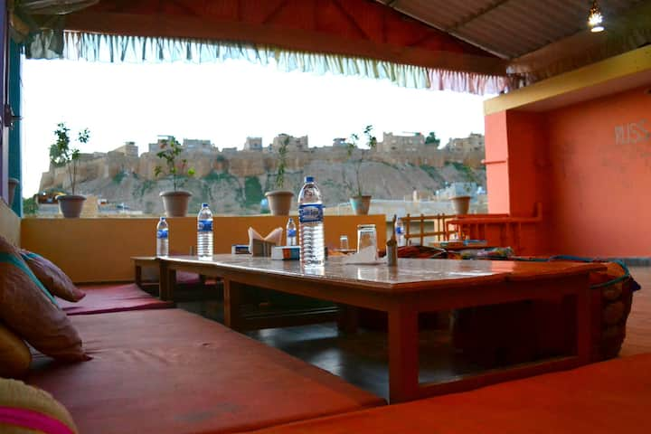 Budget Saty at  kavi's Hostel