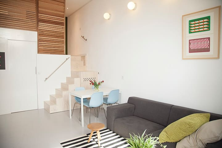 Lux & stylish apartmnt. 15 min. walk from CS