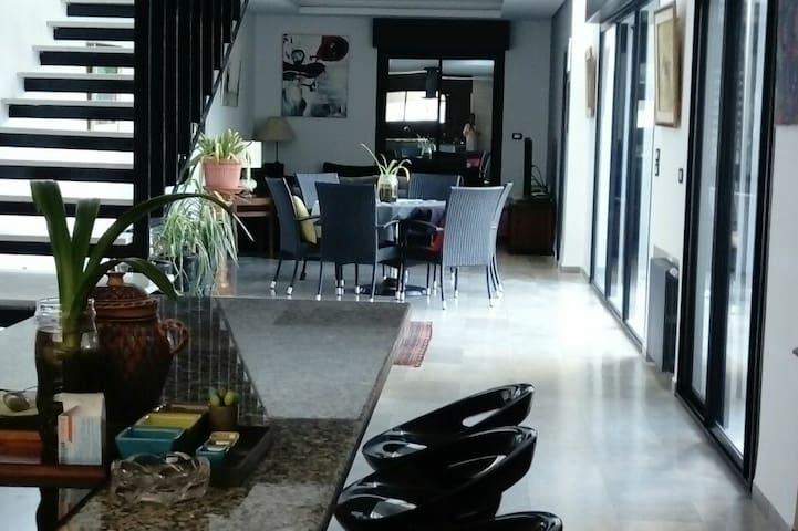Chambre d'hôtes avec sdb privee ,B&B near airport