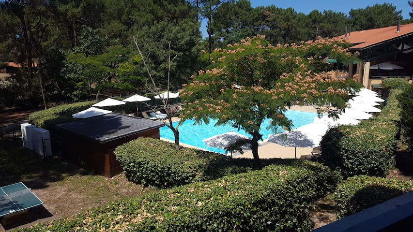 Appartement Vitalparc 4pers/2chbres