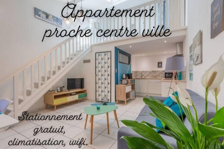 """Joli appartement""""Gare-Capitole"""""""