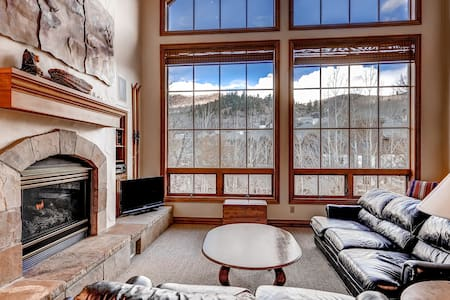 4 Bedroom Ski-in/Ski-out Condo At Oxford Court, Sleeps 10! - ビーバークリーク