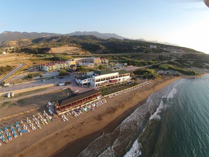KAPLİCA ON A BEACH
