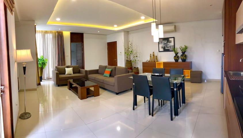 3BEDROOM/3BATH Presidential Suite at Setra Duta