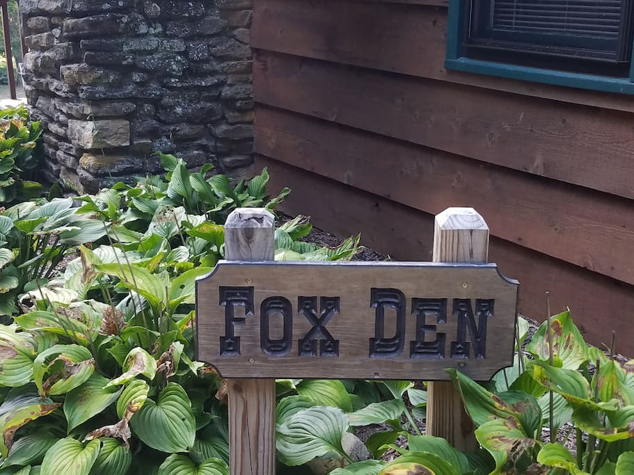 Welcome to Fox Den at Valley Springs
