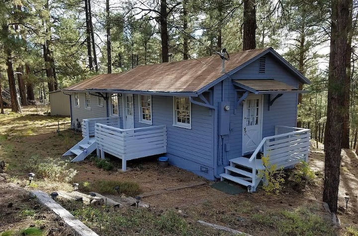 New Owner- The Shonto Cabin  (Kid Friendly)