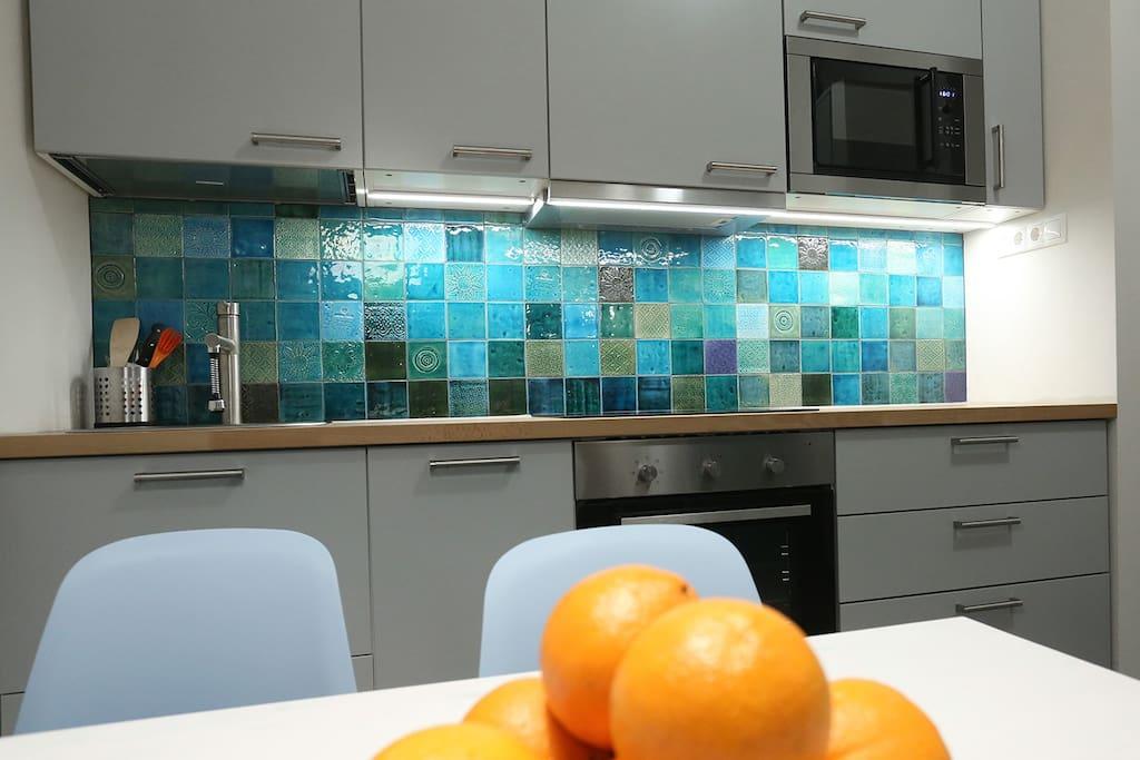 The beautiful Pataki tiles