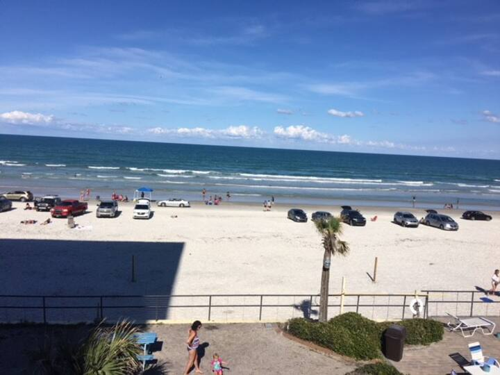 Daytona Beach Condo with Great Oceanview
