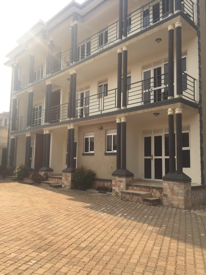 """""""Clean, Spacious and Private Apartment in Naalya"""""""