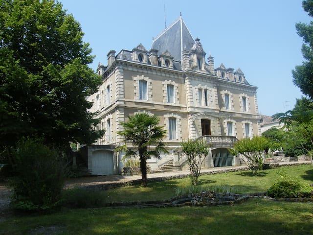 Château de Pile - Chambres d'hôtes - B&B. - Eymet