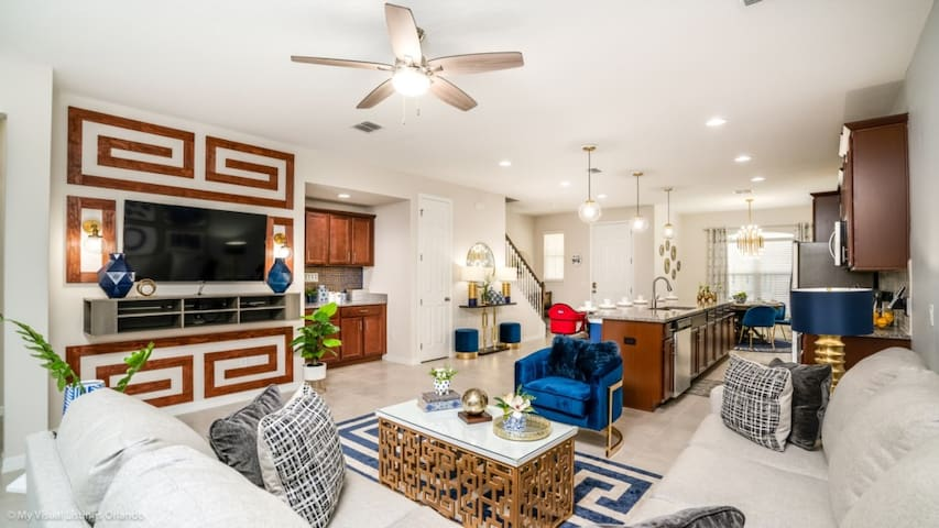Orlando Newest  Resort Community Town Home1562cpc