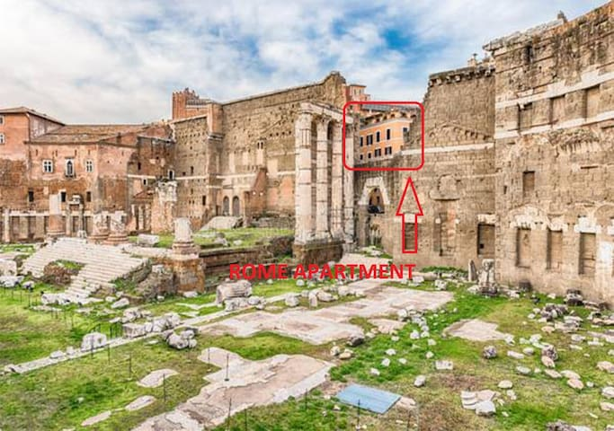 NEW 1 ROME APARTMENT COLOSSEUM X 7