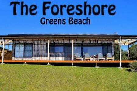 The Foreshore - Greens Beach - Ház