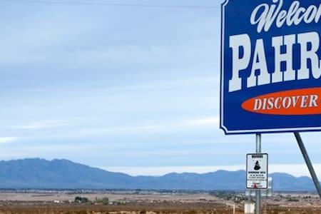 Boondock near Casino in Nevada - Pahrump - Andere
