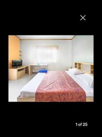 Furnished room in Phuket town - phuket - Daire