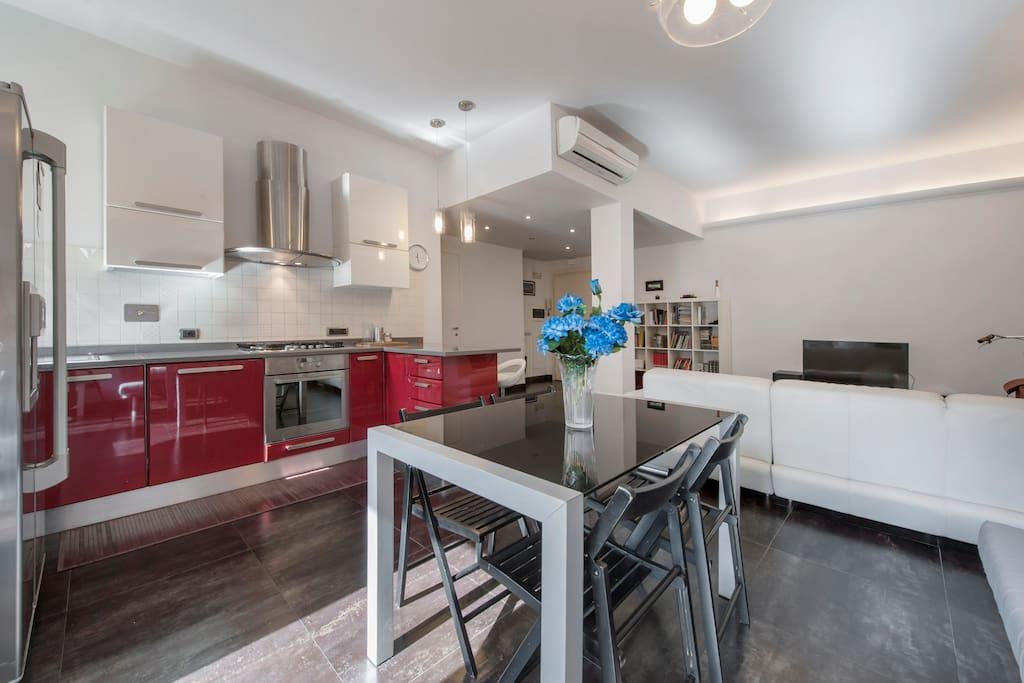 Stanza con bagno privato di lusso - Appartamenti in affitto a Roma, Lazio, It...