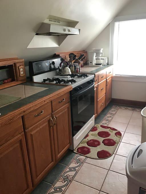 Kitchen shared 3rd floor