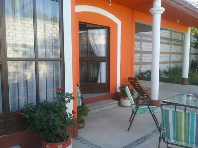 Cozy rooms for rent in the heart of Atlixco.