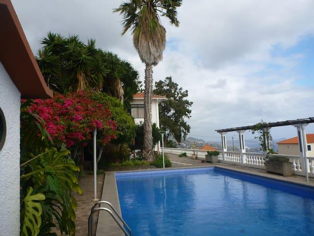 Vivenda vista mar - Gaula - House