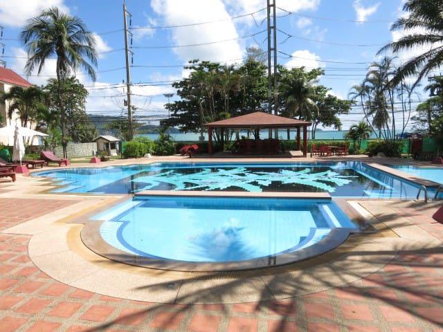SEA VIEW 2bed apart Kalim215 Patong - Patong - Apartment