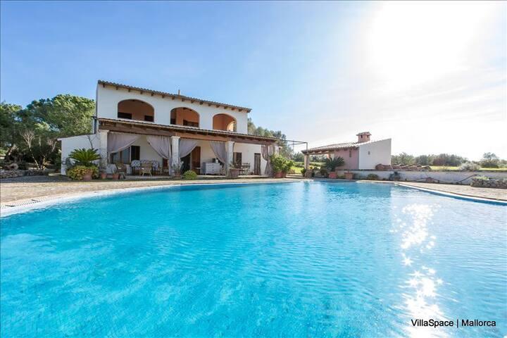 Villa Montblanc in Ariany - Ariany - Villa