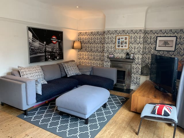 3 BED HOUSE 17MINS FROM CENTRAL LONDON