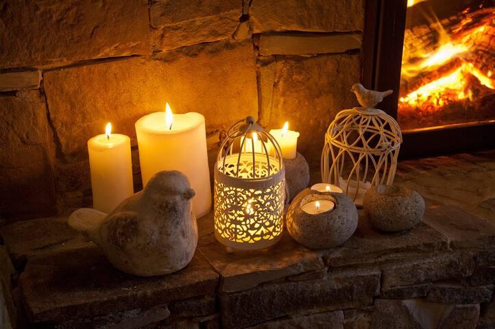 Make it cozy:)