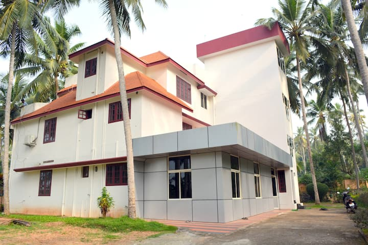 INDEEVARAM APARTMENTS R2 BEACH ROAD
