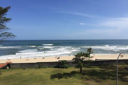Beach front. Beautiful - Rio de Janeiro