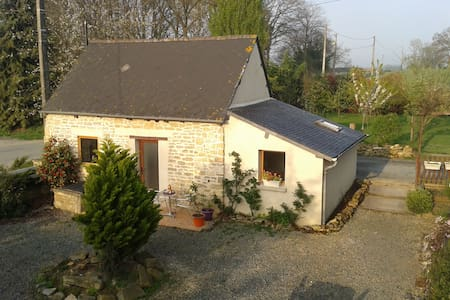 Gîte dans la campagne bretonne - Saint-Juvat - Haus