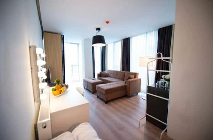 Deluxe room Beşiktaş muhteşem konum ve manzara