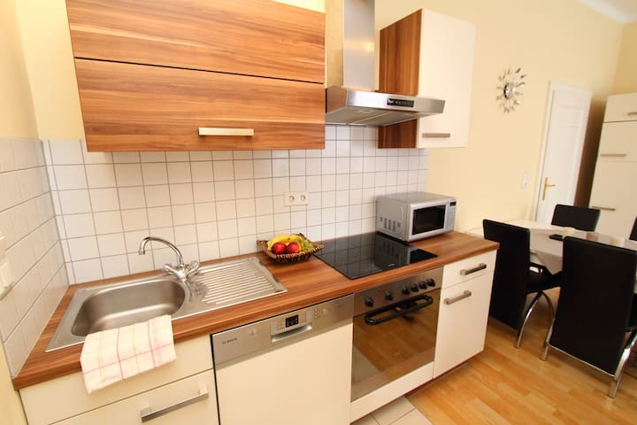 3BR- KLIMT Apartment for 8 people