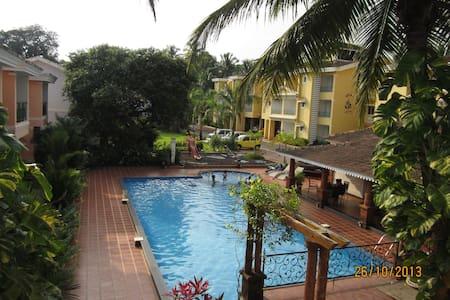 Vacation Homes Goa 2 bhk, Colva - Colvá - Departamento