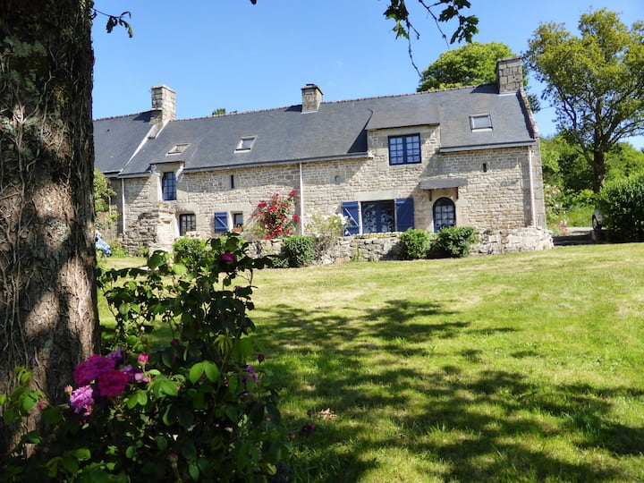 Beautiful Country Farmhouse in Southern Brittany