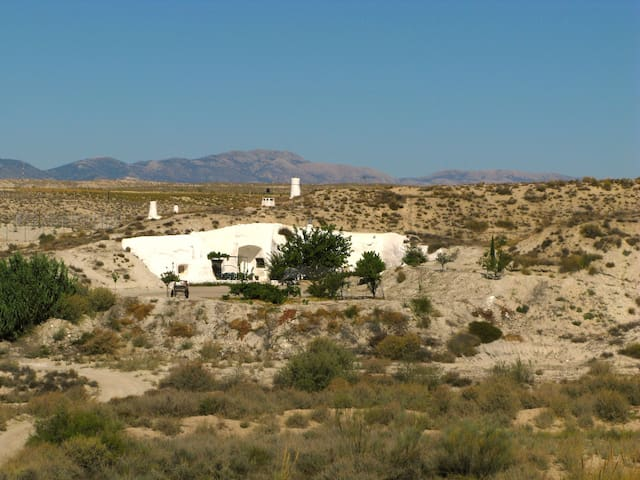 Alcobas 1 Une Grotte en Andalousie