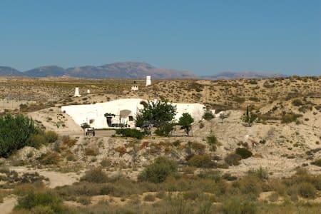 Une Grotte en Andalousie - Baza