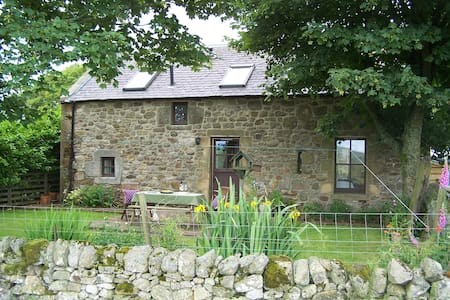 Lovely Country Cottage with views - West Calder - Dom