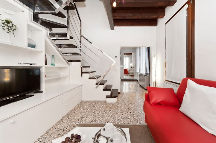 Lovely elegant flat in San Marco - Venezia - Apartment