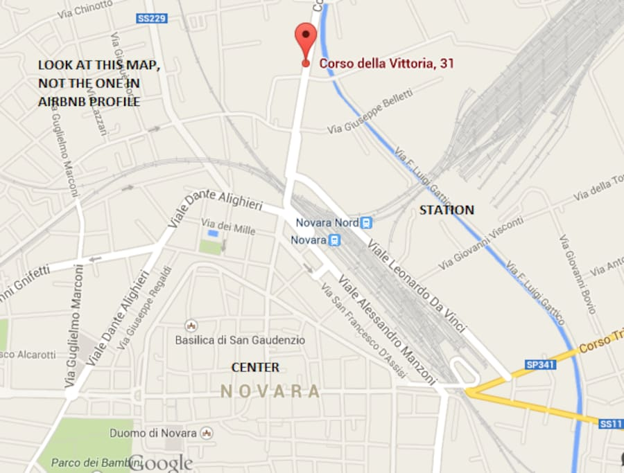 I live here!!! Novara