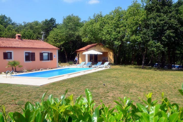 Three bedroom house with terrace Milinki, Središnja Istra (K-7005) - Tinjan