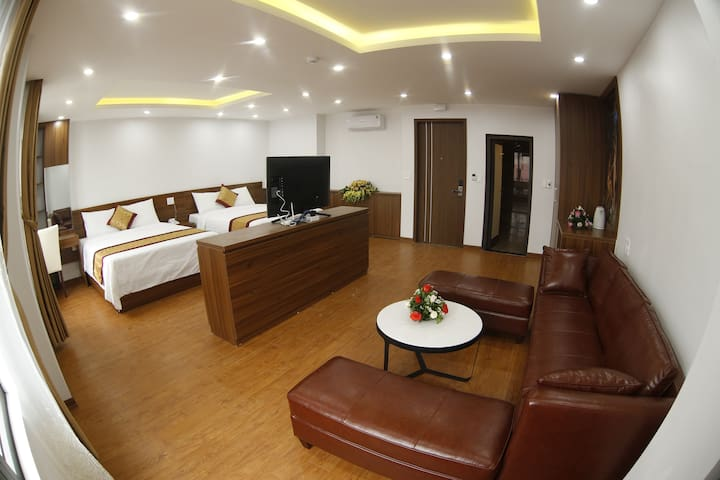 Family Bao Ngoc Diamond Hotel Cao Bang