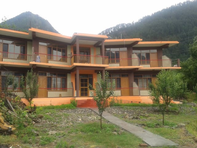 Sailors Home Manali - Kullu - Dom