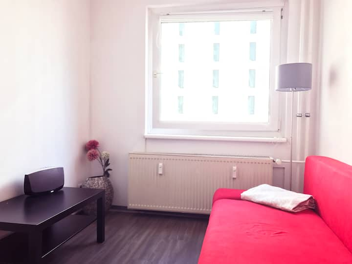 Lux 1 Bedroom Apartment on Alexanderplatz